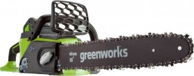 Пила цепная GREENWORKS GD40CS40